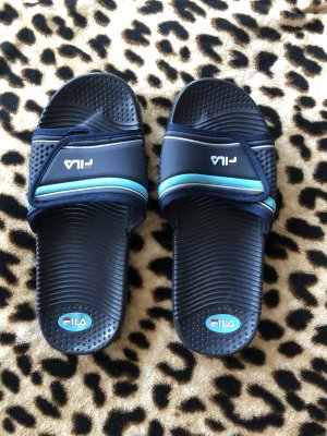 Fila Comfortabele sandalen donkerblauw
