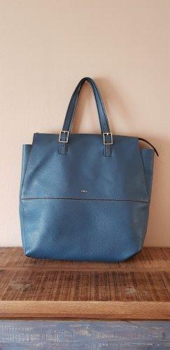 blaue Furla Tasche