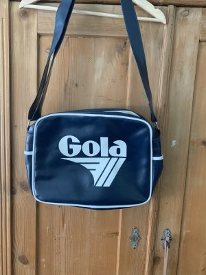 Blaue Gola Tasche