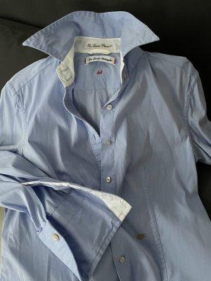 Blaue Hemdbluse von Le Sarte Pettegole