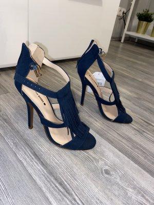 C&A High Heels dark blue
