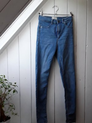 Blaue Highwaisthose Pump von Tally Weijl