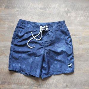 Blaue Hollister Badehose / Sporthose Gr. 28