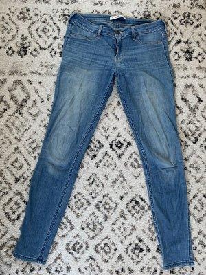 Blaue Hollister Jeans Größe 5R