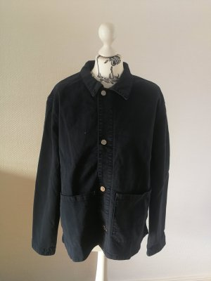 armedangels Long Jacket blue-dark blue