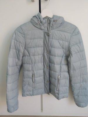 Tom Tailor Denim Quilted Jacket azure polyester