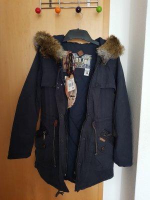 Blaue Jacke von khujo
