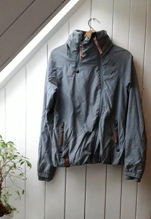 Blaue Jacke von Naketano