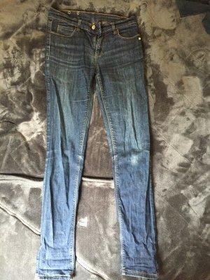 Monkee genes Jeans a sigaretta blu