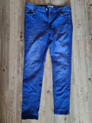 C&A Clockhouse Pantalone a sigaretta blu