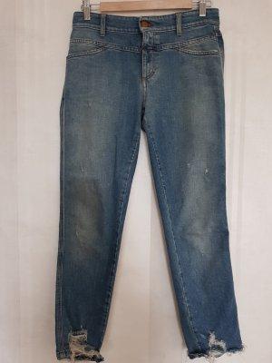 Closed Jeans boyfriend blu