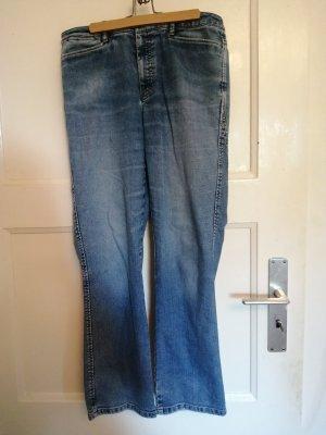 Rosner Straight Leg Jeans azure-cornflower blue