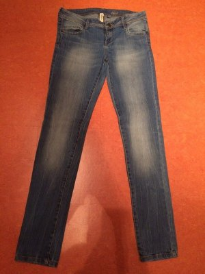 Mango Stretch Jeans blue
