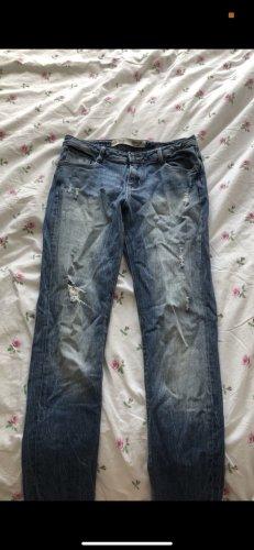 & DENIM Boyfriend Jeans blue