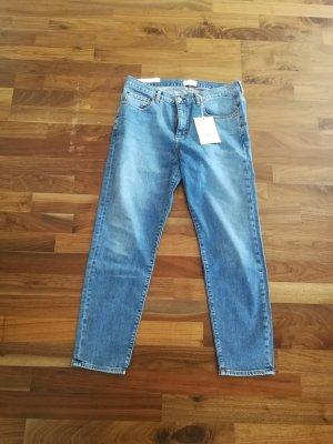 Armedangels Boyfriend jeans blauw