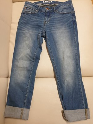Blaue Jeans, Gr. 25/30, ONLY