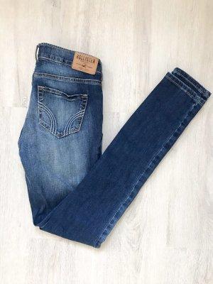 Blaue Jeans Hollister