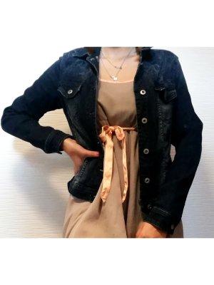 Blaue Jeans Jacke | Größe XL/42-L/40