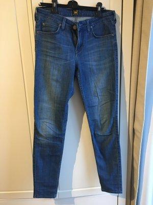 Blaue Jeans Lee Scarlett W29