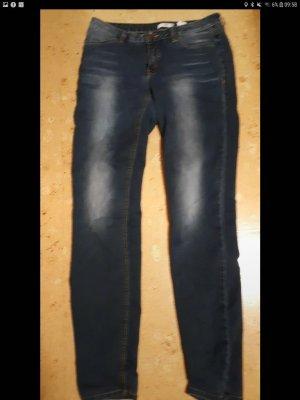 blaue Jeans *Longgröße*