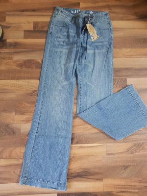 AJC Denim Flares multicolored