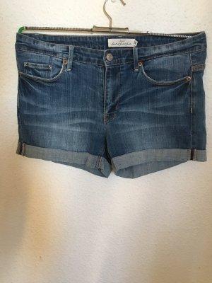 Blaue Jeans Shorts