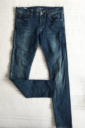 Blaue Jeans von Blu Geox
