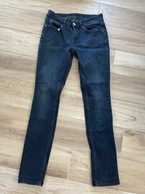 C&A Skinny Jeans blue-steel blue cotton