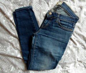 Current/elliott Jeans coupe-droite bleu acier