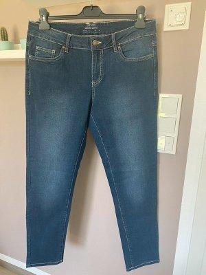 Blaue Jeans von Esmara Modern Slim Fit, Gr. 42
