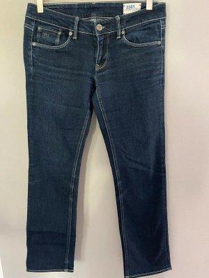 Blaue Jeans von G-Star 3301, W30 L30