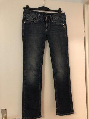 Blaue Jeans von G-Star in Größe 28/32