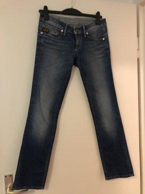 Blaue Jeans von G-Star in Größe 30/32