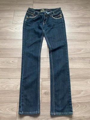 Blaue Jeans von Monday, Gr. 40