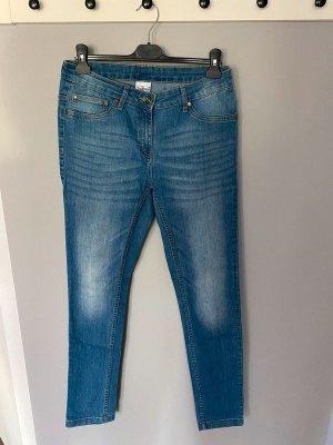 Blaue Jeans von Up Fashion, Gr. 42