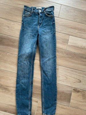 Blaue Jeans von Zara Trafaluc, Gr. 34