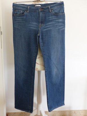 blaue Jeans W32 L33 Marke Sand White