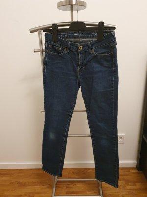 Blaue Jeanshose von Levis W28 L30