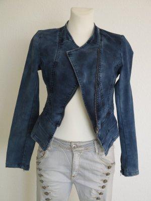 Best Connections Denim Jacket blue