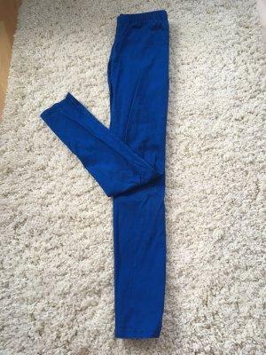 Blaue Jeggins von pieces