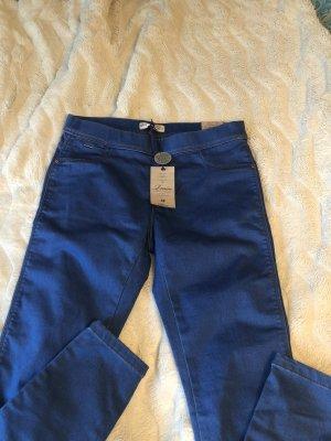 C&A Hoge taille broek azuur