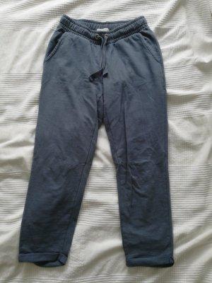 Blue Motion Spodnie dresowe szary niebieski-błękitny