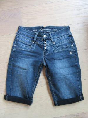 Blaue kurze Hose von Glücksstern_ Größe 28