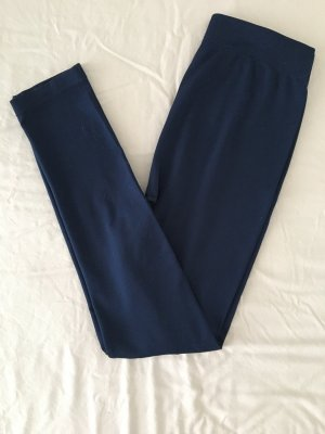 Legging bleu foncé