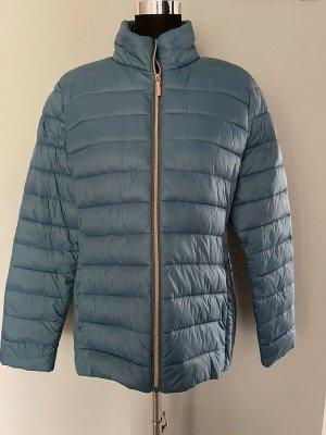 Blaue leichte Jacke / Steppjacke von UpFashion, Gr. L