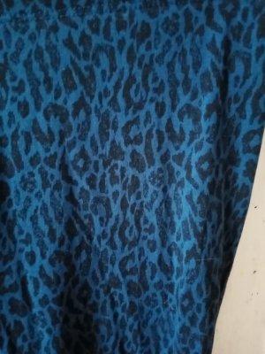 C&A Basics Legging bleu foncé-noir coton