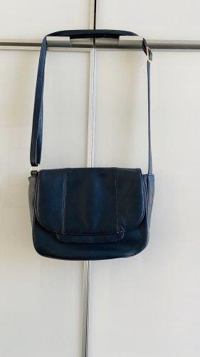 Blaue Lerdetasche