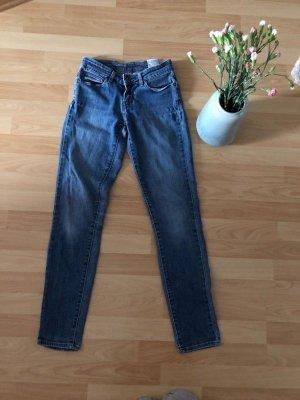 Blaue Levi´s Jeans für Damen, Gr. 25/32