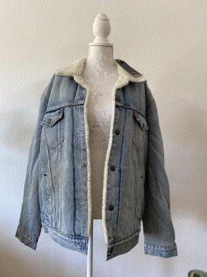 Blaue Levi's Jeansjacke