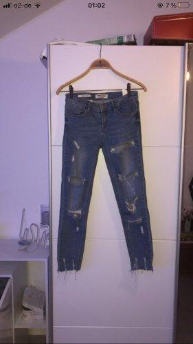 Tally Weijl Skinny Jeans blue